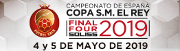Soliss Final Four de la Copa de S.M. el Rey
